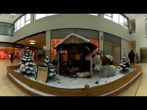 Straubing, Theresiencenter, Video 360
