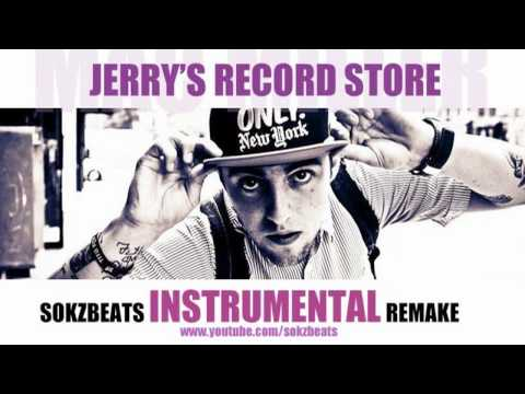 Mac Miller - Jerry's Record Store Instrumental (SokzBeats Remake)