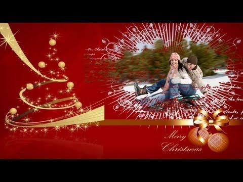 Tutorial Photoshop: Creando masks (wallpaper Navidad).