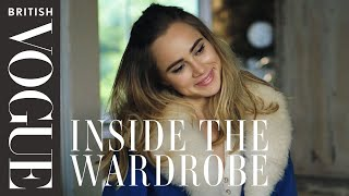 Inside the Wardrobe of Suki Waterhouse - Brought to you by Vestiaire Collective