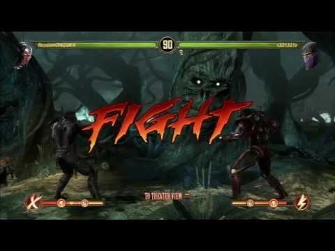 Онлайн - мясо! - MORTAL KOMBAT #62 - Битва с лагами