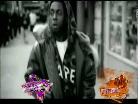 Lil Wayne- Money on My Mind Chopped and Screwed By Dj Kpt Kurt Video