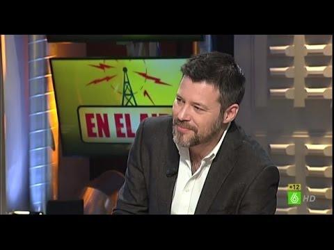 En el aire - Buenafuente entrevista a Quequé y Javier Coronas