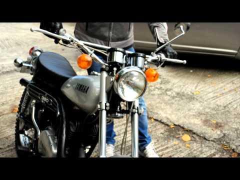 Ducati multistrada 2011 vs Yamaha 360 RT2 1972