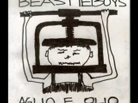 Beastie Boys - You Catch a Bad One