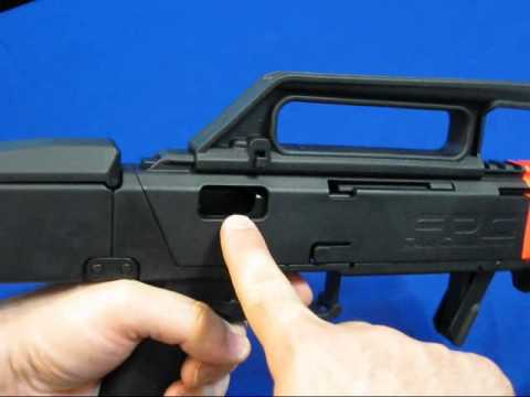 Magpul PTS Folding Pocket Gun (FPG) by KWA