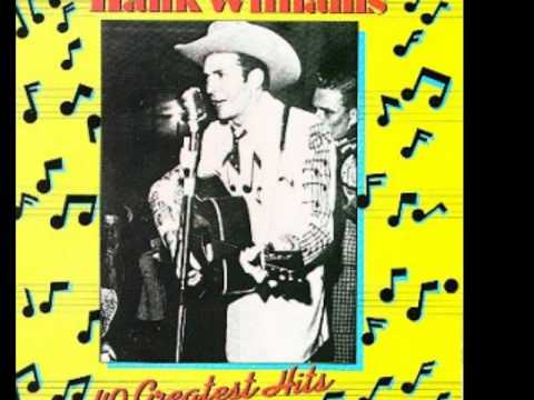 Hank Williams - Low Down Blues