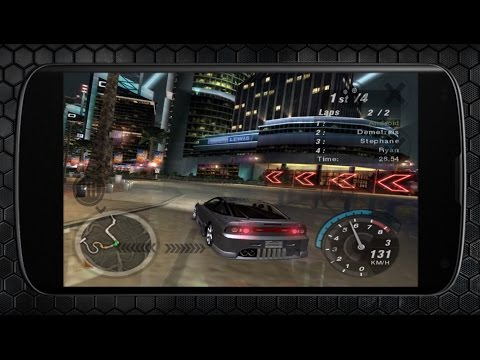 Need for Speed: Underground 2 скачать