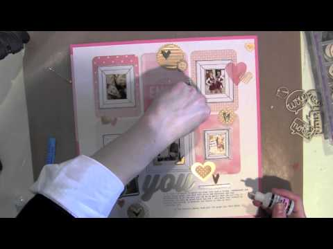 Project Life Meets Traditional Scrapbooking: You are So Very...