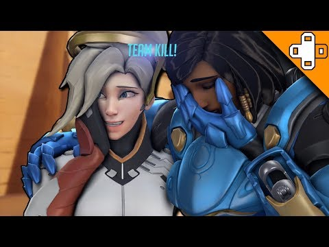 Overwatch is a Game of Skill? - Overwatch Funny & Epic Moments 325