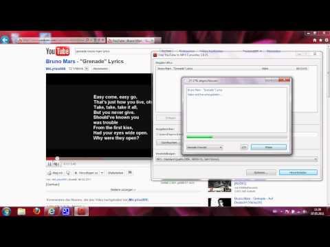 Toutorial: Legal Musik von Youtube downloaden HD!!