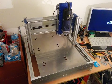 Homemade DIY CNC Project