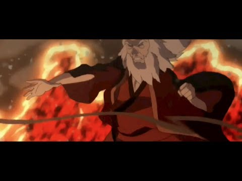 Avatar Roku's Death: Full Scene [HD]