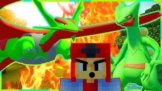 "Pixelmon Roleplay - ""DEFEATING TEAM MAGMA???"" - Minecraft Pokémon Mod"