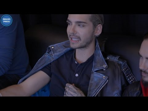 Smash Press: Tokio Hotel interview