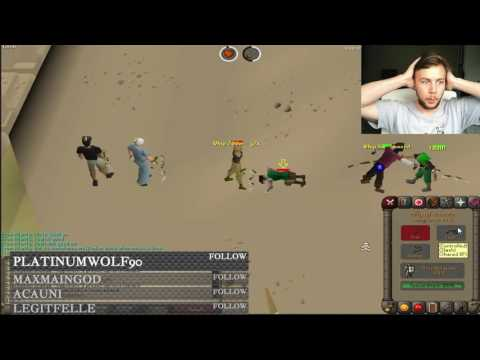 BEST OF RUNESCAPE TWITCH MOMENTS #107