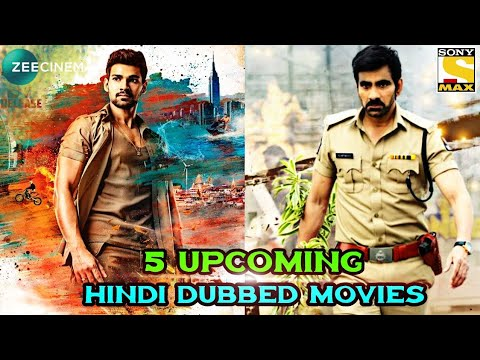 Top 5 Upcoming New South Hindi Dubbed Movies | Dubbing Rights Information