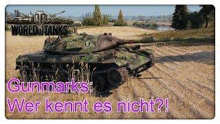 Gunmarks: Wer kennt es nicht?! [World of Tanks - Gameplay - Deutsch]