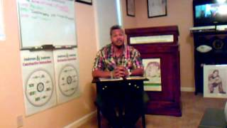 Mr. Amar Skinner GCS Certified Anger Management Coach and Consultant (CAMF))