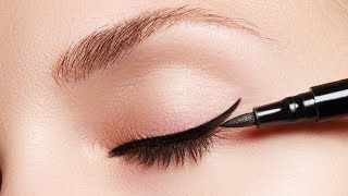 CUTE EYE MAKEUP TUTORIALS COMPILATION | 15 AMAZING EYELINER LOOKS TO TRY IMMEDIATELY