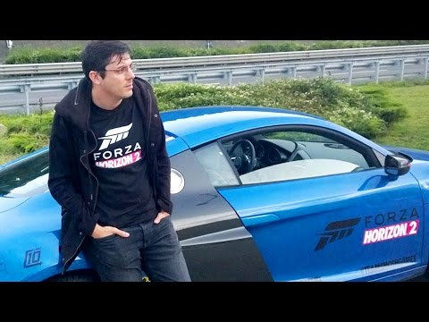 JOVEN GETS LOST IN ITALY (Forza Road Trip)