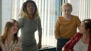 Musique pub Orange - Les spoileuses au bureau