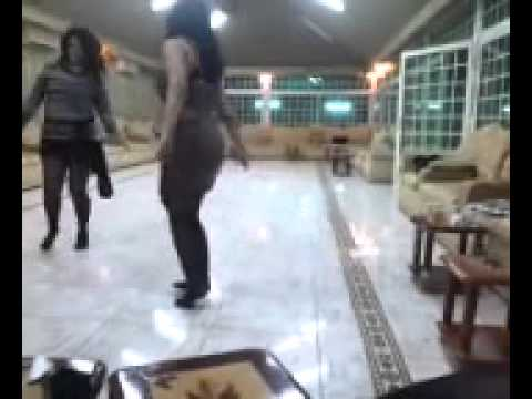 home made arab dance 123