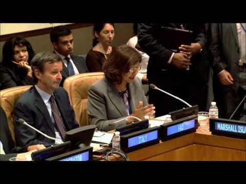 Helena Semedo (UN FAO) on aquaculture