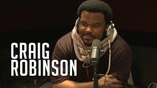 Craig Robinson Talks Weed, His Movie & Rap Battles Rosenberg!!