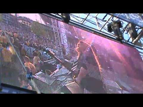 "Lamb Of God ""Walk With Me In Hell"" @ Rock On The Range 2013"