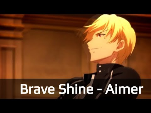 [AMV ᴴᴰ] Fate Stay Night UBW ▶ Brave Shine | Op 2 Full |