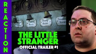 REACTION! The Little Stranger Trailer #1 - Domhnall Gleeson Movie 2018
