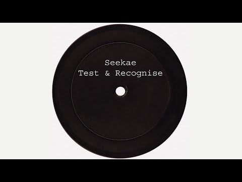 Seekae - Test & Recognise (Flume Re-Work)