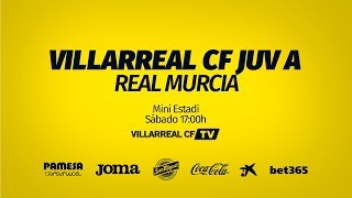Juvenil A vs Real Murcia
