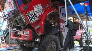 Dakar 2017 - Rest day (Eurol VEKA MAN Rally Team)