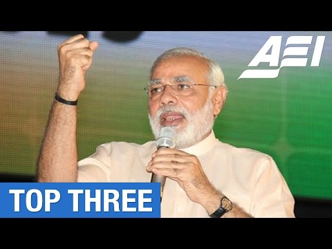 Narendra Modi's first 100 days: India looks outward
