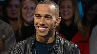 Lewis Hamilton Lap and Interview | Top Gear