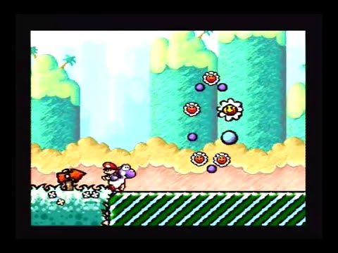 Yoshi's Island Part 5 - Still Waiting For Biggest Boo