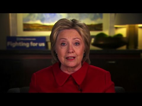"Hillary Clinton on Libya: ""It's sure better than Syria"""