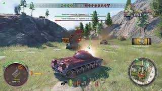World of Tanks Xbox one Fatherland IS-3A  8 Kills
