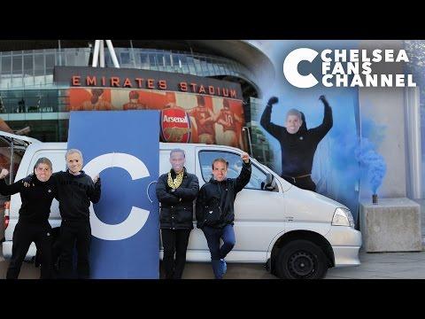 Chelsea fans A-Team