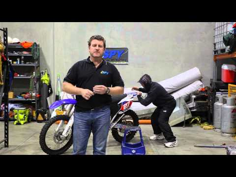 ISPY GPS Motorcycle Tracking.