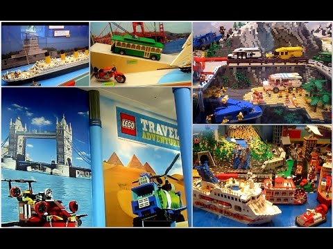 Lego Travel Adventure | The Children's Museum of Indianapolis