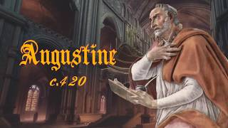 Video: In 420 AD, Augustine of Hippo believed Jesus participated in the creation of Holy Spirit - Lorence Yufa (Milwaukee Athiests)