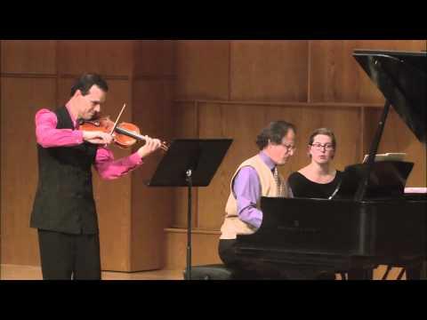 Strauss Sonata Mvt 3