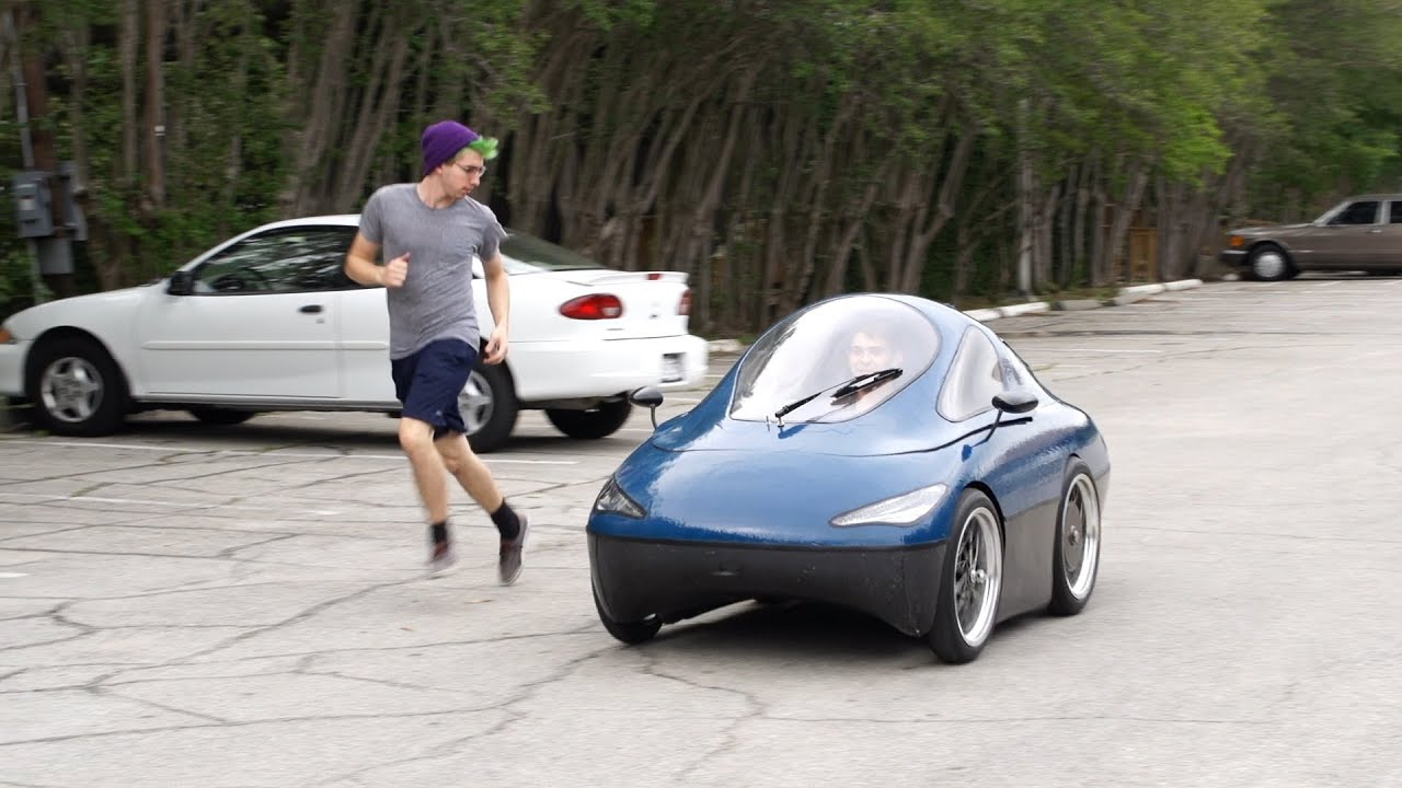 Homemade Electric Cars Youtube