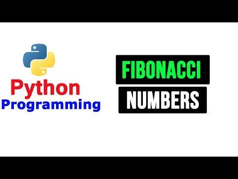 fibonacci series python programming