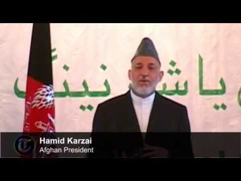 Afghanistan: Karzai confirms Taliban peace talks