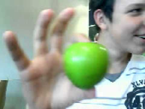Apple World World Fastest Apple Eating