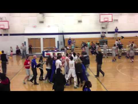 SouthLake Christian Academy Game Winner | #Dunkuary - 02/10/2014